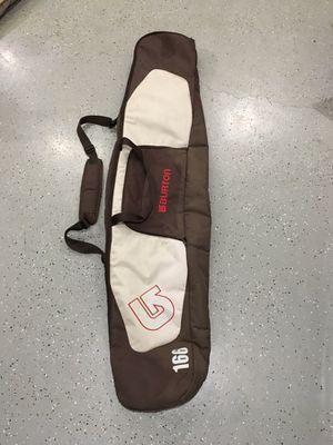 Burton Snowboard bag 166cm for Sale in Wenatchee, WA