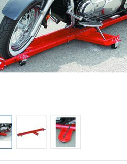 Haul Master Low Profile Motorcycle Dolly for Sale in San Jose,  CA