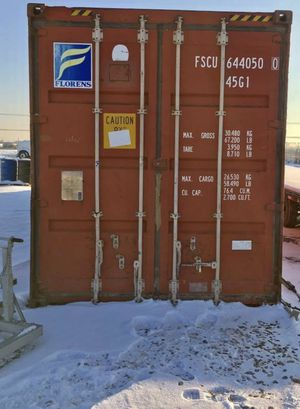 40' HC Used WWT Portable Shipping Boxes for Sale! for Sale in Birmingham, AL
