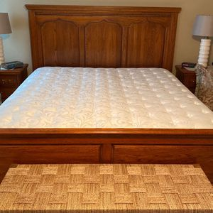 King Size Mattress $5.00 for Sale in Frederick, MD