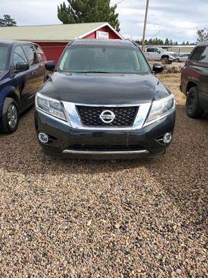 2015 Nissan Pathfinder for Sale in Heber-Overgaard, AZ
