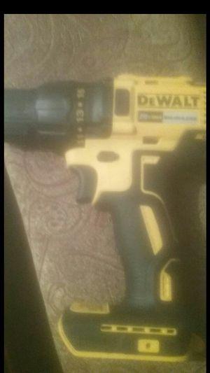 Dewalt 20v brushless drill for Sale in Bexley, OH