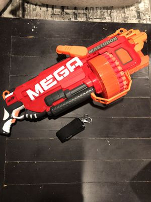 Nerf MEGA Mastadon for Sale in Park Ridge, IL