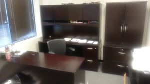 3piece set office furniture for Sale in Chicago, IL