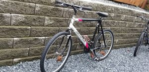 Cannondale Women's hybrid Bike All Aluminum made in USA for Sale in Federal Way, WA