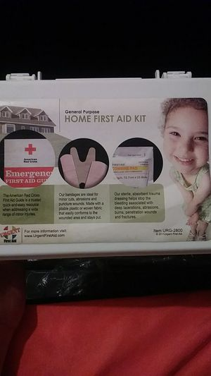 First aid kit for Sale in Frederick, MD