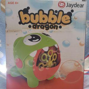 Dragon bubble maker for Sale in Carson, CA