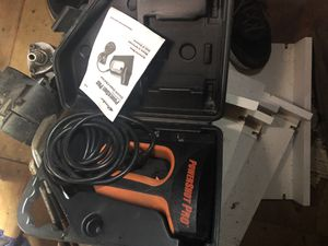 Electric nail gun and stapler for Sale in Littleton, MA