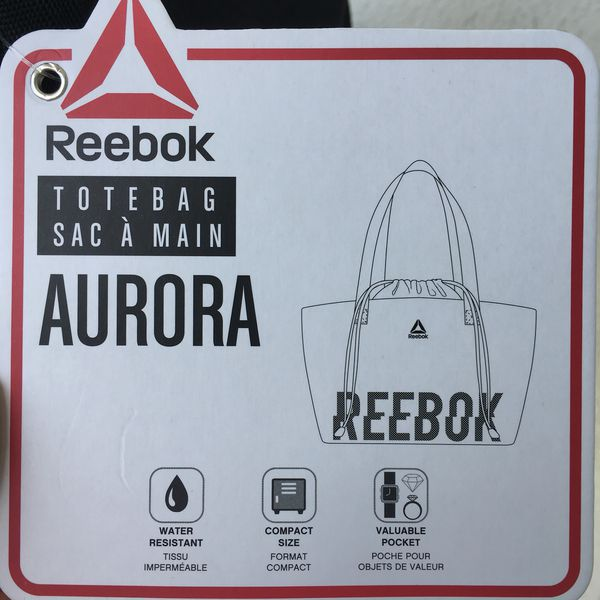 dbc9dfc51f58 Reebok Aurora Tote Bag Gym Bag Water Resistant for Sale in Miami, FL -  OfferUp