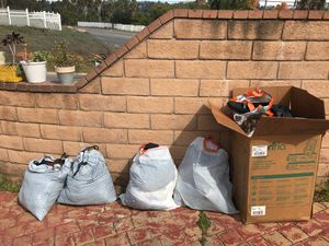 Free men's clothes and shoes for Sale in El Cajon, CA