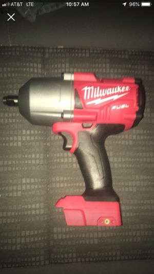 Never used 1/2 inch cordless Milwaukee impact drill original price 289$ for Sale in Lubbock, TX
