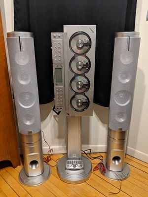 Fisher Slim 4000 Sound System for Sale in Chicago, IL