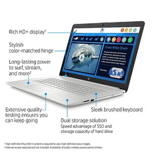 Brand new Hp 17 laptops one i5 and one i3 for Sale in Sacramento, CA