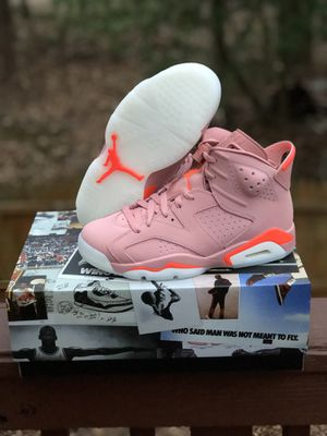Jordan 6 Retro Aleali May sizes 9 and 10 (10.5W and 11.5W) for Sale in Alexandria, VA