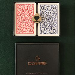 Copag Bridge Size Playing Cards (2 Pack) for Sale in Auburn,  AL