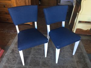 Pair of nautical chairs chair for Sale in San Diego, CA