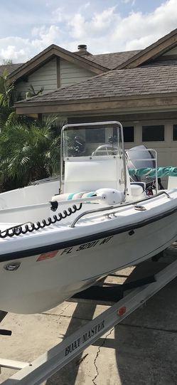 17 Foot Sea sport (aquasport) for Sale in Orlando,  FL