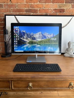 ASUS All in one Touch screen PC for Sale in Chicago, IL
