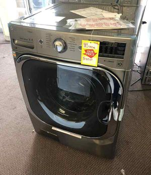 LG Washer 🙈🍂⚡️⏰⏰✔️🔥😀🙈🍂⚡️⏰⏰✔️🔥😀🙈🍂⚡️⏰ Appliance Liquidation!!!!!!!!!!!!!!!!!!!!!!!!!!!!!!!!!!!!! YJ KM for Sale in Round Rock, TX