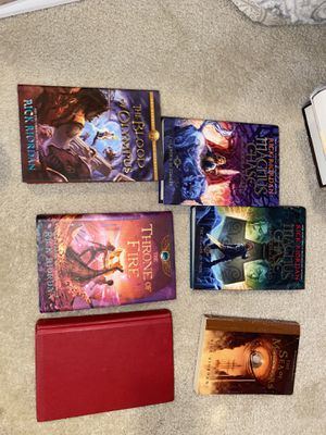 Percy Jackson and more for Sale in Redmond, WA