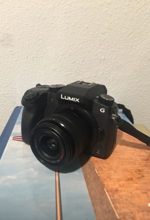 Panasonic G7 with box and charger for Sale in Bellevue, WA