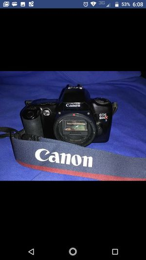 Canon EOS Rebel XS for Sale in Columbus, OH