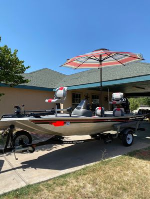 2009 Bass Tracker Pro 16 for Sale in Odessa, TX