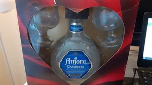 Sambuca Imported di amore gift set for Sale in West Palm Beach, FL