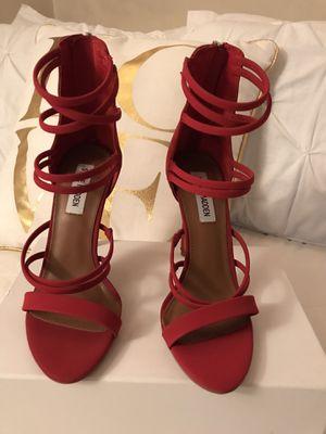 Steve Madden Red heels size 7 for Sale in Arlington, VA