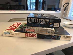 Board games for Sale in Morrisville, NC