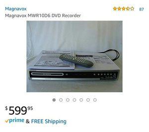 Magnavox DVD player / recorder for Sale in Bristol, TN