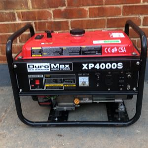 Duromax Xp4000s for Sale in Brentwood, MD