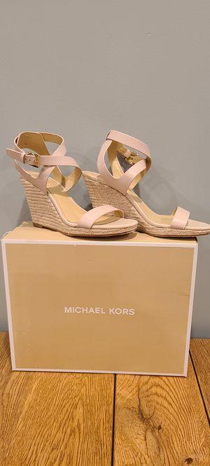 Michael Kors sandals for Sale in Trenton, NJ