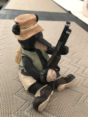 Antique Smokey the Bear Figurine in excellent NO Chips or Scratches for Sale in Phoenix, AZ