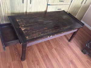 antique Table *send offer* for Sale in Hemet, CA