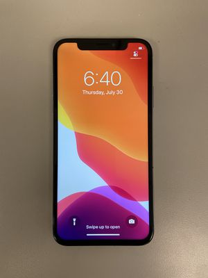 iPhone X 64GB. T-Mobile/ Metro for Sale in Wylie, TX