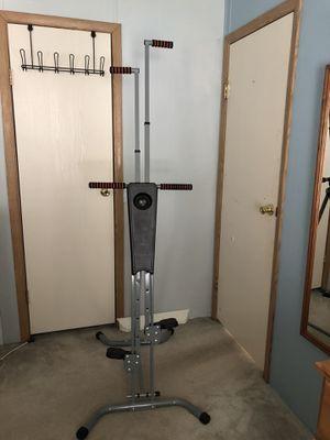 Adjustable Folding Climbing Fitness Workout Machine for Sale in Zeeland, MI