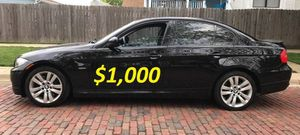$1, OOO Urgent For sale 2OO9 BMW 3 SERIES 335i xDrive 3.0L I6 runs and drives excellently with a clean title for Sale in Billings, MT