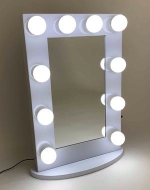 Vanity Mirror Hollywood Classic 10 Bulbs for Sale in Costa Mesa, CA