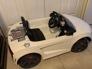 Power Wheels - Audi R8 for Sale in Coral Springs, FL