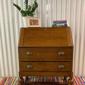 Antique Armoire Desk for Sale in Arlington, VA