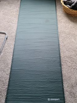 Self Inflating Camping Sleep Pad for Sale in Seattle,  WA