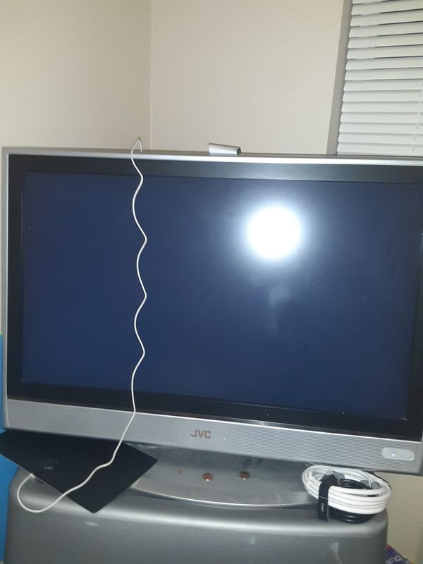 Jvc 32 Inch works, don't have cable or wifi not a smart tv 50$ you pick up