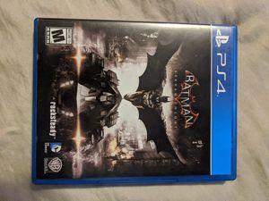 Batman: Arkham Knight (PlayStation 4) PS4 GAME DISC & CASE DARK KNIGHT JOKER for Sale in Elko New Market, MN