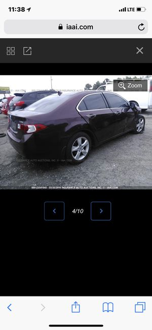 acura tsx 2009-2014 parts for Sale in Rockville, MD