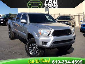 2014 Toyota Tacoma for Sale in El Cajon, CA
