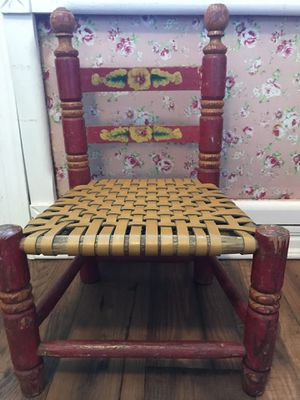 Antique children's chair for Sale in Troutdale, OR