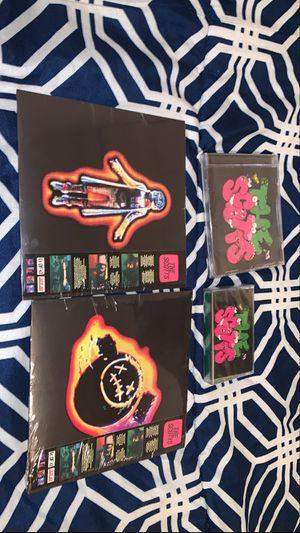 travis scott thé scotts vinyl, CD, cassette kaws for Sale in Pasadena, CA
