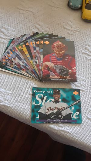 Baseball card collection for Sale in Rosemead, CA