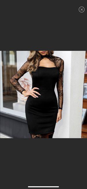 Midi black dress for Sale in El Cajon, CA
